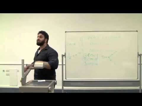 Rational Discourse on Islam and Atheism - Hamza Tzortzis