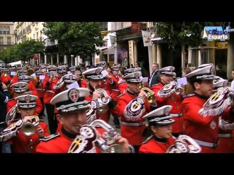 Resumen Desfile de Bandas en el IV Congreso Nacional de Bandas