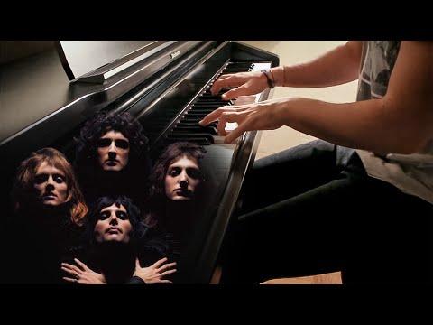 Queen - Bohemian Rhapsody   Piano Cover