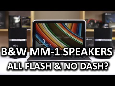 Bowers & Wilkins MM-1 Speaker Review - Smashpipe Tech