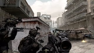 Call of Duty 4 - Shadow Company U.S Marines Mod (60 FPS)
