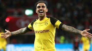 Paco Alcácer 2019 · Borussia Dortmund · GOALS   Football BR