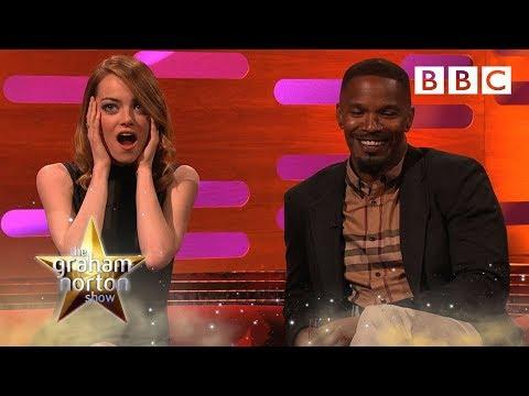 Jamie Foxx discusses his lyrics to 'Storm' - The Graham Norton Show: Series 15 Episode 2 - BBC One