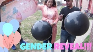 GENDER REVEAL!! BOY OR GIRL???