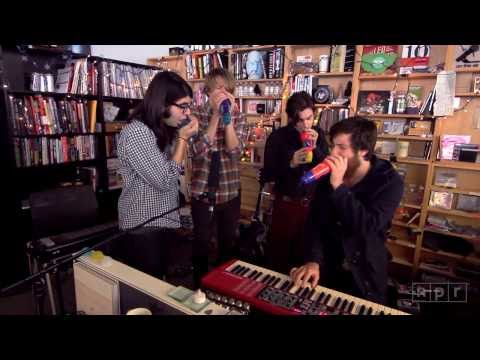 Brass Bed: Tiny Desk Concert