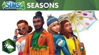 The Sims 4 Console - Winter is Coming! (Seasons Gameplay)