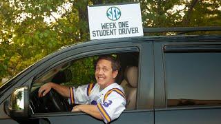 SEC Shorts - SEC Teams go through Drivers Ed