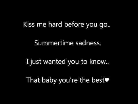 Baixar Summertime Sadness cover by Shawn Mendes lyrics