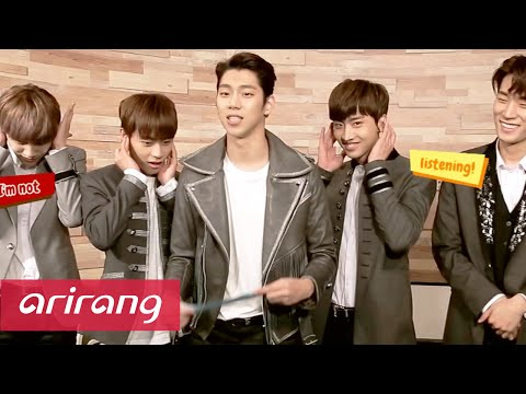 Pops in Seoul _ KNK(크나큰) _ Q & A _ Part 1