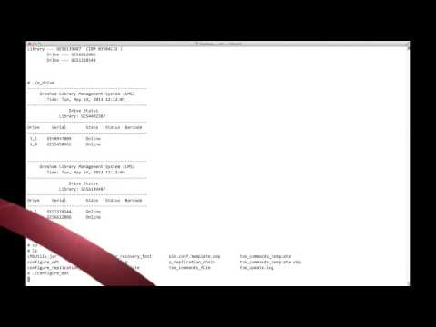 Gresham's EDT configure_edt utility