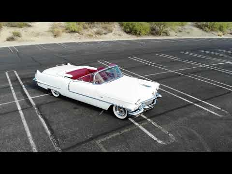 video 1956 Cadillac de Ville Series 62 Convertible