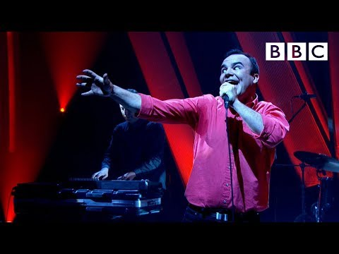 Future Islands - Seasons (Waiting On You) - Later... with Jools Holland - BBC Two