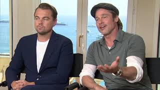Leonardo DiCaprio & Brad Pitt: ONCE UPON A TIME IN HOLLYWOOD
