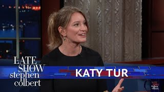 Katy Tur: 'The Greatest Trick' Trump Played On America