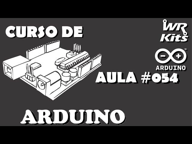 CAPACÍMETRO COM ARDUINO | Curso de Arduino #054