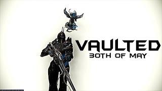 [U20.5.0] Warframe - Vaulted: Ash Prime, Carrier Prime, Vectis Prime & Banshee PA Accessories