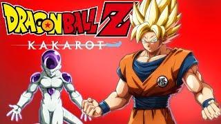 Super Saiyan Goku VS Perfect Frieza - Dragonball Z: Kakarot Walkthrough Gameplay Part 5