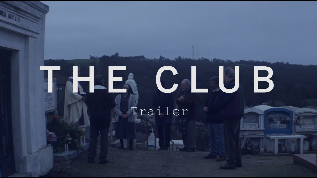 Trailer de El club