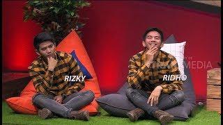 Melaney Gak Bisa Bedain Rizky-Ridho | BUKAN TALK SHOW BIASA (22/05/18) 1-4