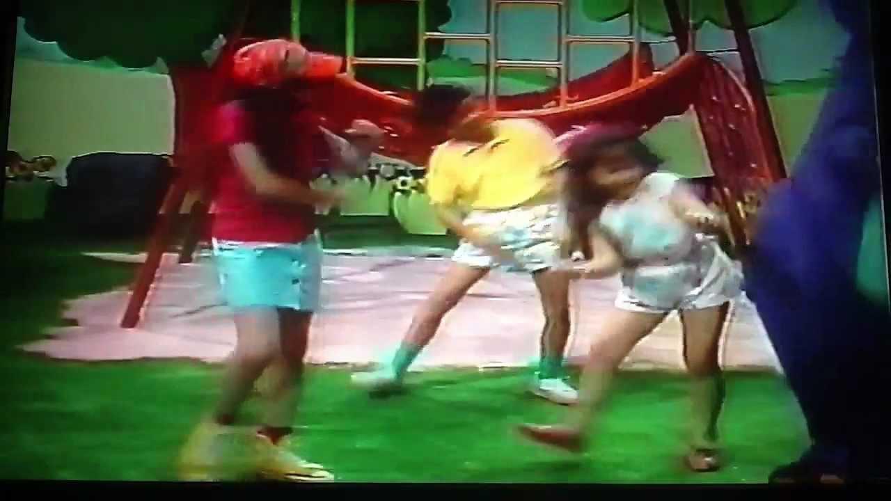 Barney & The Backyard Gang - Mr. Knickerbocker - YouTube
