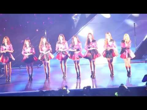 150426 Girls Generation SNSD - Girls (Japanese ver) [CC中字]
