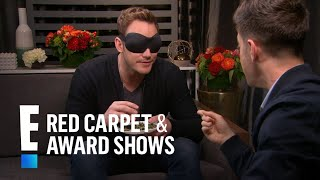 "Chris Pratt Plays ""What Is My Snack?"" 