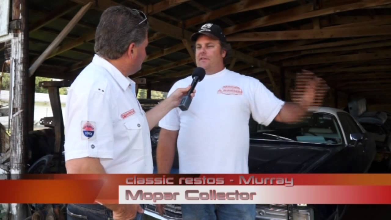 Classic Restos: Studebaker Museum / Murray Collection Series 20