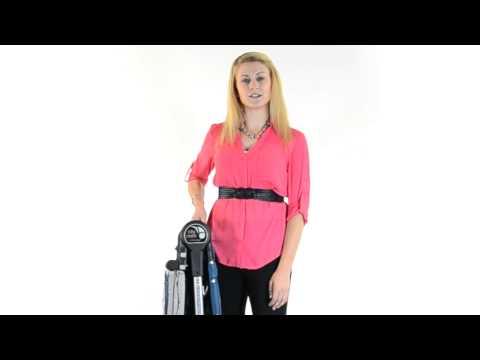 How to fold a City Mini stroller