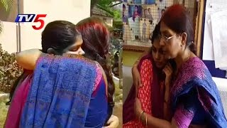 NRI body reaches native village; wife attacked..