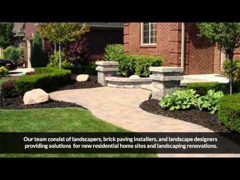 Brick Paving & Landscaping Company Macomb MI