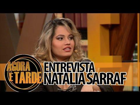 Entrevistada de hoje: Natália Sarraf (filha da Joelma)
