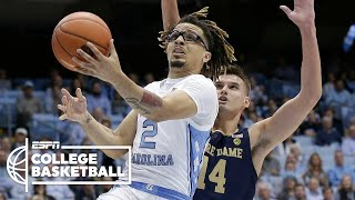 Cole Anthony sets UNC record in NCAA debut | 2019-20 College Basketball Highlights