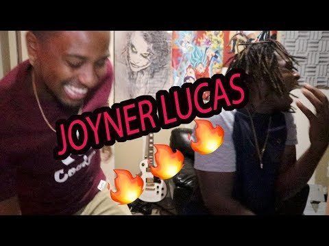Joyner Lucas - DNA. Freestyle - REACTION