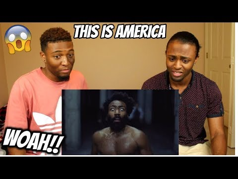 Childish Gambino - This Is America (Official Video) (REACTION)