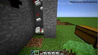 Minecraft 76000 iron/h Iron Golem farm PATCHED