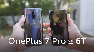 OnePlus 7 Pro vs OnePlus 6T | CAMERA SHOOUTOUT