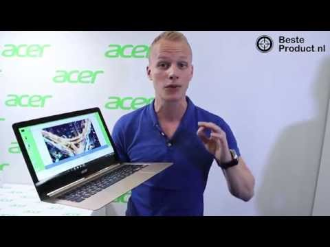 Acer Swift 1, 3, 5 & 7 preview (IFA 2016) » BesteProduct