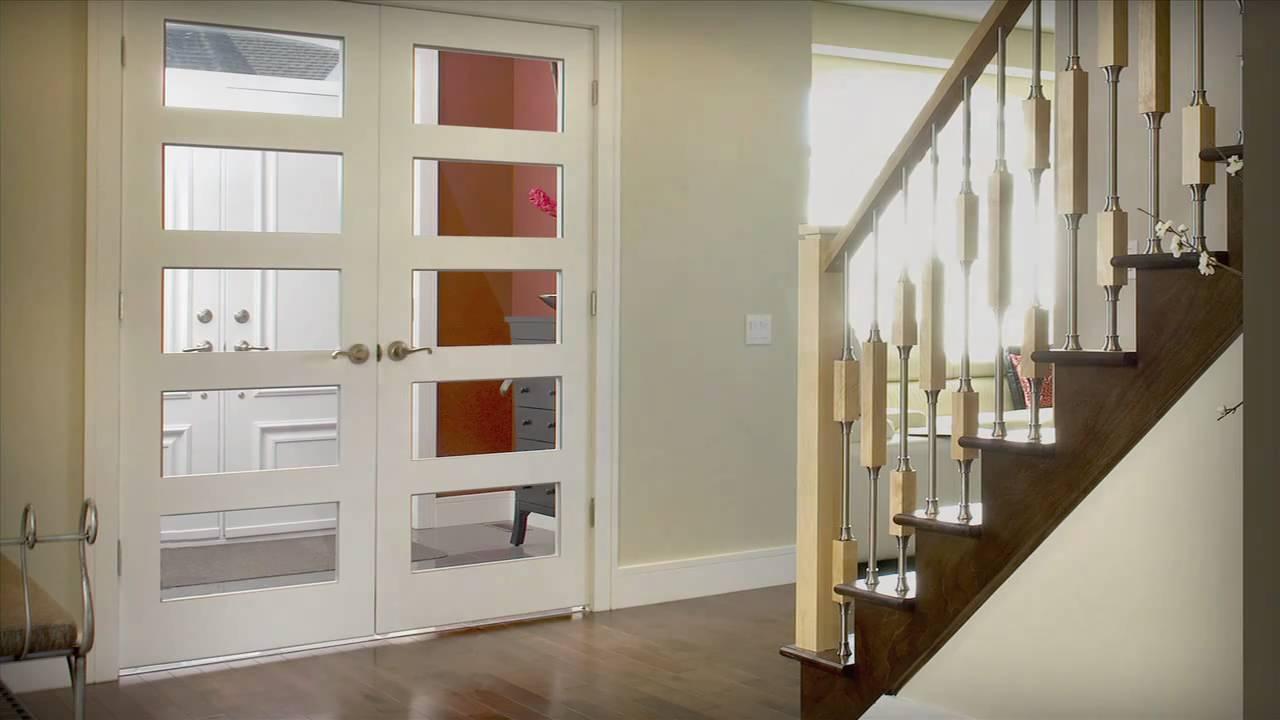 Installation Of A Double Door Unit