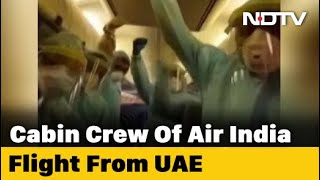 Inside look at Air India express special flight that broug..