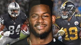 Antonio Brown + JuJu Smith-Schuster = ???