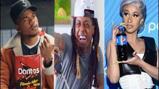 Rappers In TV Commercials Part 3 (Lil Wayne, Wiz Khalifa & More)