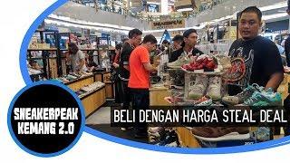 Sneakerpeak Kemang 2.0 - BELI BARANG HYPEBEAST DENGAN HARGA STEAL DEAL MURAH MERIAH!!!