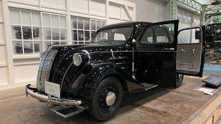 أول سيارة صنعتها شركة تويوتا AA 1936 -