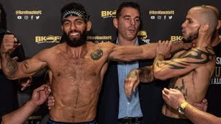 BKFC 8: Weigh-in Highlight