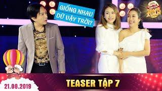 Mãi mãi thanh xuân2|Teaser tập 7:Xuất hiện em gái song sinh của Ốc Thanh Vân làm Kim Tử Long mờ mắt