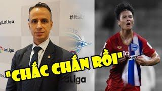Tin bóng đá VN 22/9: Sếp La Liga chốt câu xanh rờn, đầy hy vọng cho bóng đá Việt Nam