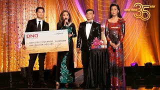 PBN 126 - Interview DND Gel & $1 Million check to Hope for Tomorrow
