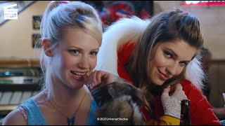 Love Actually: Three American girls for one Englishman