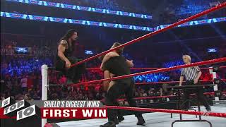 The Shield's Biggest Victories: WWE Top 10 april 20,2019