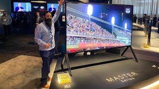 *New* 8K Sony TVs for 2020 | Sony Z8H 8K HDR Sony ...